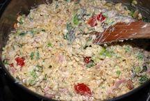 Recepten pasta smakelijk