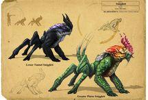 magiczne stwory