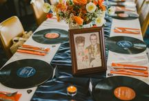 Wedding Theme- Retro / Whichever era you love, with this theme research is key; the attention to detail can really make a retro wedding, triggering memories of your guests, from the food they eat, the decoration they see or even the kind of seat they sit on! This is the perfect wedding theme to really show off your fun, quirky personalities!