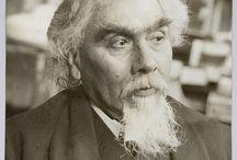 Jan Toorop / Jan Toorop in origine Johannes Theodoor Toorop (Purworejo, 20 dicembre 1858 – L'Aia, 3 marzo 1928) pittore olandese.