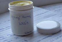 DIY cosmetics / My DIY cosmetics on blog http://kateandkateblog.blogspot.cz/