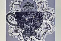 Cards-Doilies / by Vicky Lux