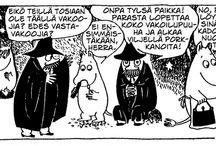 Muumit - Moomins