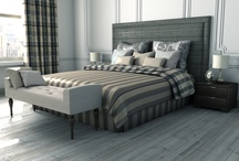 Sweet Dreams / Making a place of relaxation and rest.  A small haven in your home.
