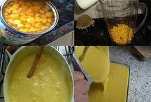 Curau de milho