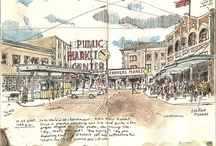 Seattle sketches
