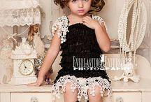 Little Girls Clothes - Kläder Till Flickor