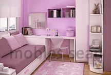 Narrow Bedroom Designs