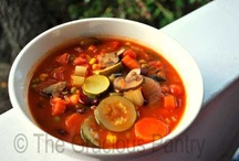 Hearty Soups/Stews  / by Cristina Alt
