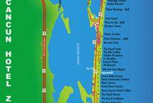 IWTTT - Cancun Coastline Maps