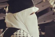 Muslimah / Strong sisters I admire mashallah!