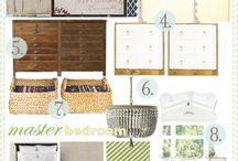 Master Bedroom  / Ideas for my Master Bedroom / by Jennifer Hanson