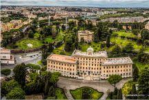 Widokówki z Rzymu