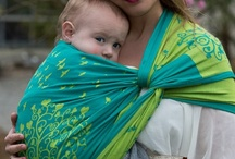 baby wearing ISO