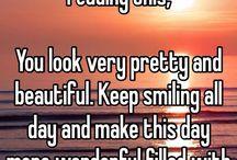 Keep smiling (inspiring)
