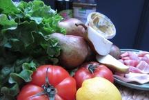 Zutaten / Zutaten - machen Appetit. Vor allem wenn sie so lecker aussehen.