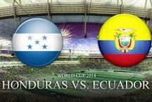 Fifa World Cup 2014 / Fifa World Cup 2014 / by Suklambar Pradhan