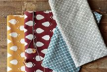 Cloth Napkins / Eco friendly and chic, we love cloth napkins!  White Way Dry Cleaners in CT will pick up and deliver your laundry for FREE!