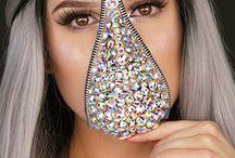 Glitter Zips