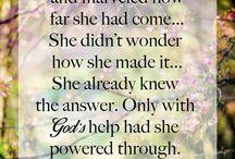 Woman in God