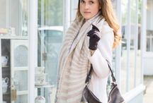 Autumn and Winter Fashion Accessories / Lots of Ideas for ways to accessorise your Autumn and Winter outfits
