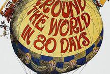 Around the world in...