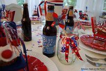 Party Ideas / by Jessica Davis