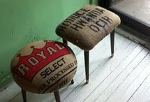 coffee sack craft ideas