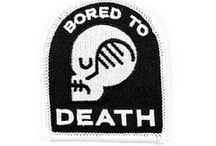 Patches, Pins, etc