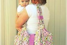 sewing-diaper bag