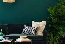 Grøn værelse