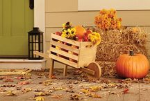 wheelbarrow made of a crate