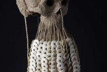 Sculptures by Jim Skull