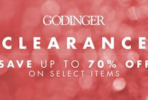 Clearance Outlet / Save up to 70%