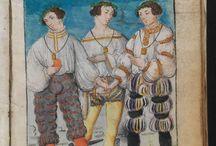 Alba amicorum & playing cards