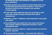Autism / I hope you find the Information on Autism helpful.