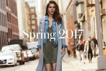 Spring 2017 / Dynamite Clothing Spring 2017 Collection