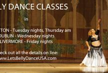 Classes in Pleasanton, Dublin and Livermore / Sara Shrapnell teaches at LetsBellyDance. Classes are held in Pleasanton, Dublin and Livermore CA For private lessons, workshops or on-line lessons, please send a personal email :  www.LetsBellyDanceUSA.com www.TeachingBellyDance.com