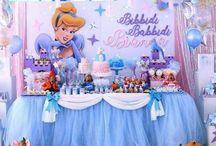 Cinderella feestje