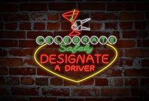"Tasty Safety Mocktails / Celebrate Safely - Designate a Driver or Serve Some of These Delicious ""Recipes for the Road""! #drivesober #dontdrinkanddrive #ctstfl #trafficsafetyteam #recipesfortheroad #mocktails"