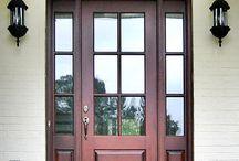 doors / by Tiffany Burris