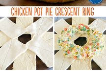 Crescent roll cooking