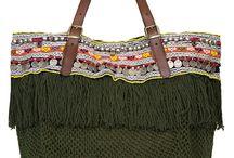 bolsos y carteras artesanales
