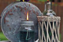 Norges Glass/ Mason Jars