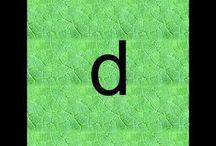 Letter 'd' / Letter 'd'