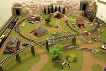 How to make a best model train layout in a cheap rate?