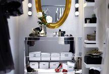 Interior design / Mirror