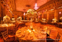 Kelly and Walter's Romantic Elegant Wedding at the Plaza Hotel