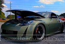2012 Z Nationals Car Show / Shot at Z Motorsports in Carrollton, GA