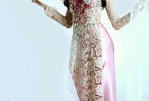 Vietnamese dresses, ao dai